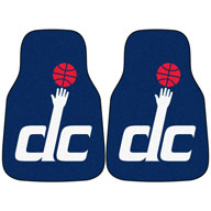 Washington Wizards NBA Carpet Car Mats