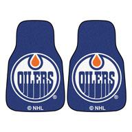 Edmonton Oilers NHL Carpet Car Mats