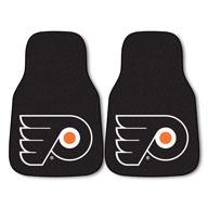 Philadelphia Flyers NHL Carpet Car Mats