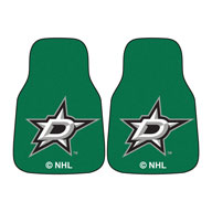 Dallas Stars NHL Carpet Car Mats