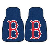 Boston Red SoxMLB Carpet Car Mats