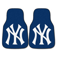 New York YankeesMLB Carpet Car Mats