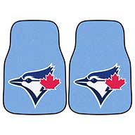 Toronto Blue JaysMLB Carpet Car Mats