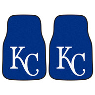 Kansas City RoyalsMLB Carpet Car Mats