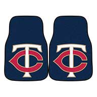 Minnesota TwinsMLB Carpet Car Mats