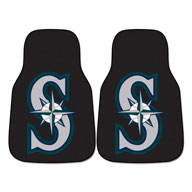 Seattle MarinersMLB Carpet Car Mats