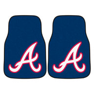 Atlanta BravesMLB Carpet Car Mats