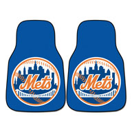 New York MetsMLB Carpet Car Mats