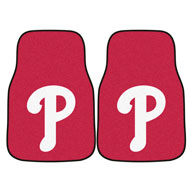 Philadelphia PhilliesMLB Carpet Car Mats