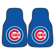 Chicago CubsMLB Carpet Car Mats