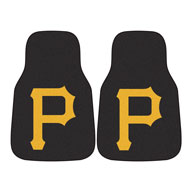 Pittsburgh PiratesMLB Carpet Car Mats