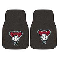 Arizona DiamondbacksMLB Carpet Car Mats