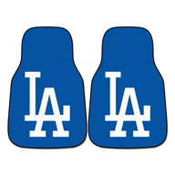 Los Angeles DodgersMLB Carpet Car Mats