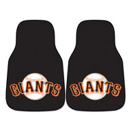 San Francisco GiantsMLB Carpet Car Mats