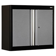 Black/Multi Granite American Heritage 2-Door Wall Cabinet