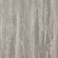 Gray Scrape Envee Tacky Back Vinyl Planks