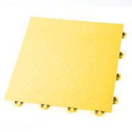 Diamond Rally YellowNitro Tile - Remnants