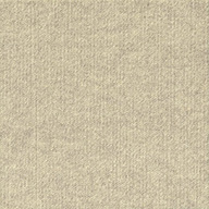 IvoryRibbed Carpet Tile - Designer