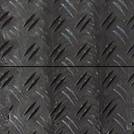 Rugged/Rugged BlackDuraDeck Ground Protection Mats