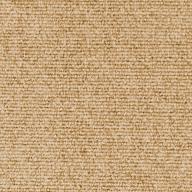 Stone Beige Premium Ribbed Carpet Tile - Closeout
