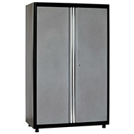 Black/Multi Granite American Heritage 2-Door Jumbo Cabinet