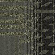 Emulsion Fractured Carpet Tile