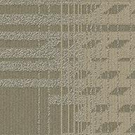 Whitewash Fractured Carpet Tile