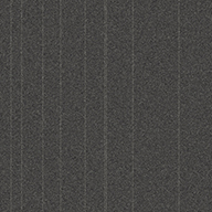Charcoal StripeMohawk Rule Breaker Carpet Tile