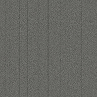 Pewter StripeMohawk Rule Breaker Carpet Tile