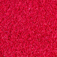Red w/ Cushion BackingShock Turf