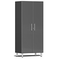 Graphite Grey MetallicUlti-MATE Garage 2.0 Series 2-Door Tall Cabinet