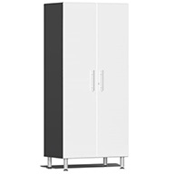 Starfire White MetallicUlti-MATE Garage 2.0 Series 2-Door Tall Cabinet