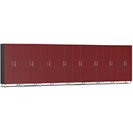 Ruby Red MetallicUlti-MATE Garage 2.0 Series 8-PC Tall Cabinet Kit