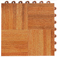 Chestnut Dance Tiles - Deluxe
