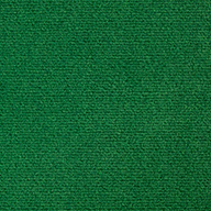 GreenRibbed Carpet Tile - Quick Ship