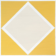 Yellow DiamondFloorAdorn Self-Adhesive Vinyl Sticker