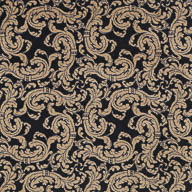 BlackJoy Carpets Scrollwork Carpet