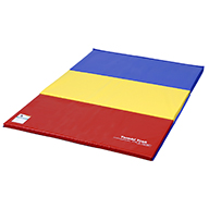Primary RainbowTumbling Mats by Tumbl Trak