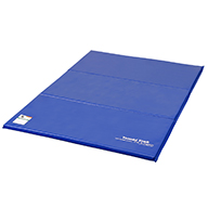Royal BlueTumbling Mats by Tumbl Trak