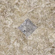 Crema DiamondStone Flex Tiles - Breccia Collection