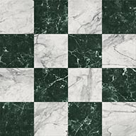 Green/White Marble 5