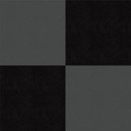Black and Dark GraySmooth Flex Tiles