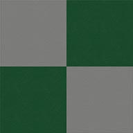 Light Gray and GreenSmooth Flex Tiles