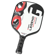 WhiteGamma Legend Pickleball Paddle