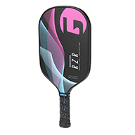 Pink/Blue Gamma RZR Premium Poly Core Paddle