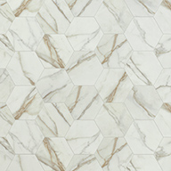 Carrara IvoryMannington Benchmark 6' Vinyl Sheet