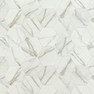 Carrara PearlMannington Benchmark 6' Vinyl Sheet