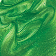 Green AppleMetallic Polyaspartic Flooring Kit