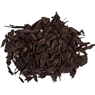 Brown Rubberific Rubber Mulch - Bulk