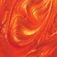 Orange RedMetallic Epoxy Flooring Kit